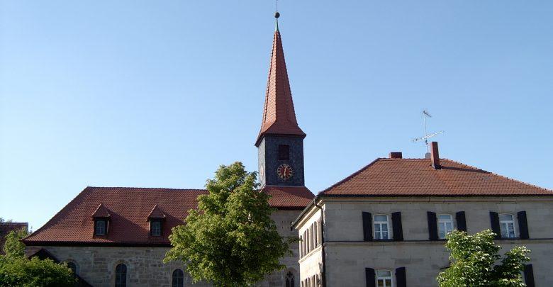Oberreichenbach im Landkreis Erlangen-Höchstadt
