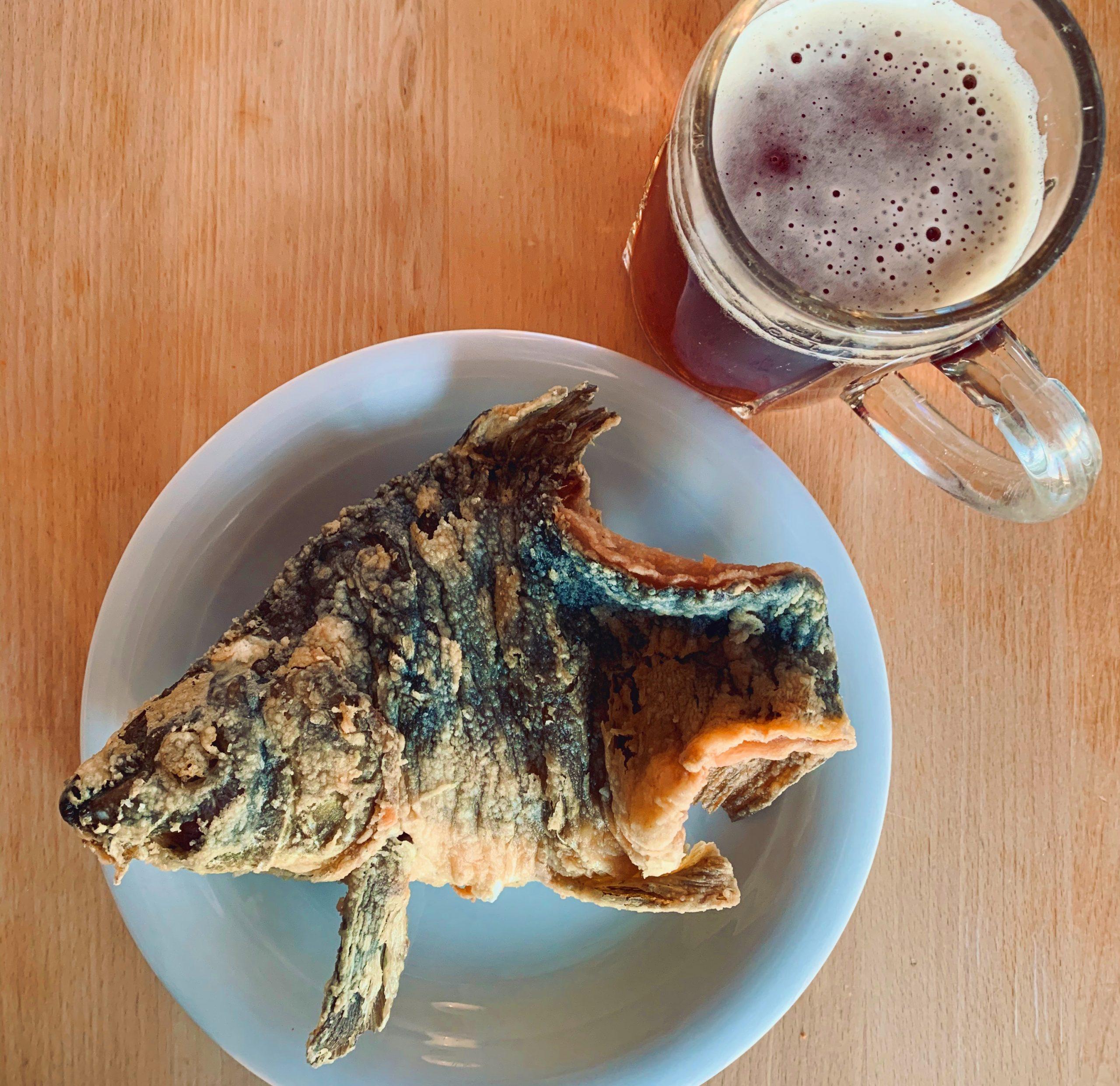 Karpfen und Bier - Tradition, die schmeckt!